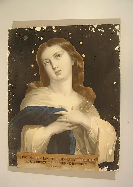 restauro fotografia Firenze